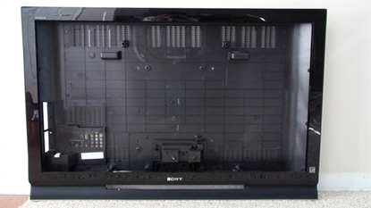 Picture of KDL-46S4100, 09-04-15-A, FRONT CABINET, BACK CABINET S046FHD-S