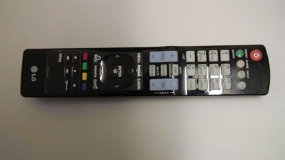 Picture of AKB72914207, LG REMOTE, TV REMOTE, 32LD550 REMOTE, LG, MODEL # 32LD550, TVPARTS