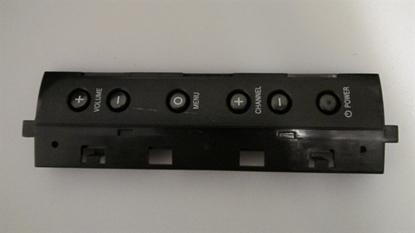 Picture of 1EM222865, A91H2UH, FUNCTION KNOB, KEY BOARD BUTTON, PHILIPS, MODEL # 32PFL3504D/F7, TVPARTS