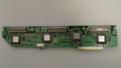 Picture of 1EDM12193, TNPA3242, TNPA3242AB, 6842PE, TH-42PD50, TH-42PD50U, SYLVANIA SU SCAN BOARD