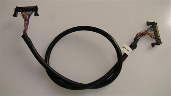 Picture of 191010232, 1-910-102-32, 46-MB, LTY460HM03, NSX-46GT1, LED TV LVDS CABLE, SONY 46 LED TV LVDS CABLE