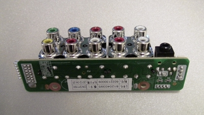 Picture of 812040395, 6022130009, CN.SY16A 11423, AV JACK, COMPONENT BOARD, X409BV-FHD, X408BV-FHD8HJ1L01, NEB, CN22
