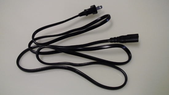 Picture of 242207098208, 0320-4000-0410, E55349, LS-7CWA, POWER CORD, AC POWER CORD, TV POWER CORD, PANASONIC POWER CORD, SONY POWER CORD, SAMSUNG POWER CORD, TOSHIBA POWER CORD, E320-A0