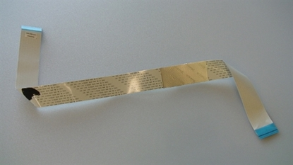 Picture of 0460-2860-0021, LC420WUG, VO420E, LCD RIBBON CABLE, LVDS RIBBON CABLE, VIZIO 42 LCD TV LVDS CABLE