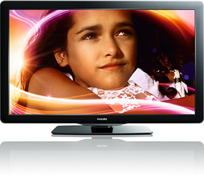 "Picture of PHILIPS 40"" 1080p 60Hz LCD HDTV, 40PFL3706/F7, PHILIPS 40 LCD TV 1080P, 40PFL3706/F7 LCD TV 1080P"