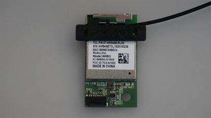 Picture of 07-WM949B-ML0G, WM03, 323K188020YD, 32S3750, TCL 32 LED TV WIFI MODULE, TCL LED TV WIFI MODULE